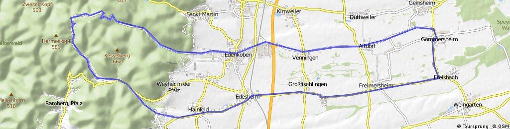 MSG 4 - Gäu-Wein-Wald-Rundfahrt