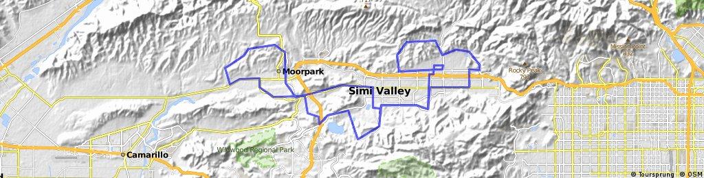 Simi STRR 2016 50 Mile