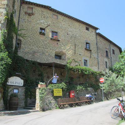 TOSCANA 2015.07.20. Siena - Volpaia - Firenze