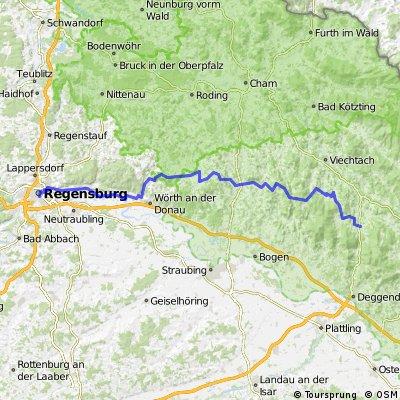 Regensburg - Gotteszell