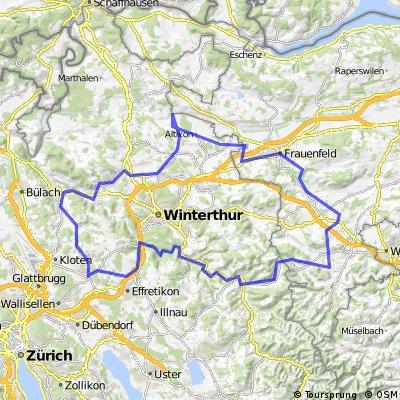 Bassersdorf - Eschlikon TG - Bassersdorf