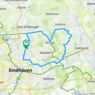 36 km - Rondom Nuenen 3