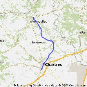 Dreux - Chartres