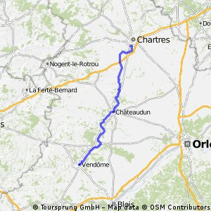 Chartres - vendôme