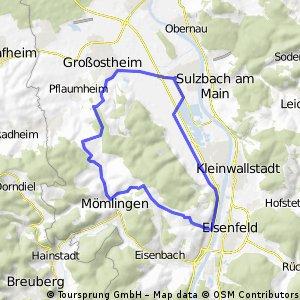 Niedernberg-Obernburg-Hesselburg