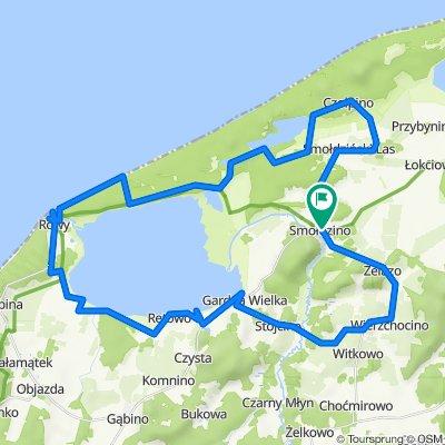 Smołdzino 2015 plan na 2016 etap 1