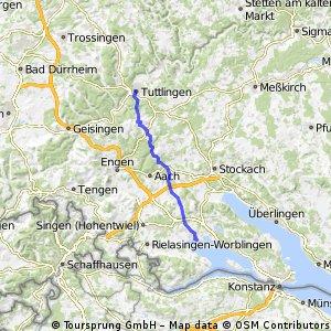Tuttlingen- Radolfzell