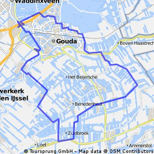 Hollandse IJssel, Vlist, Hollandse IJssel.