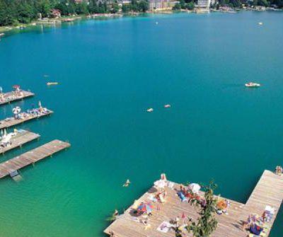 Klopeiner See - Diexer Hochplateau