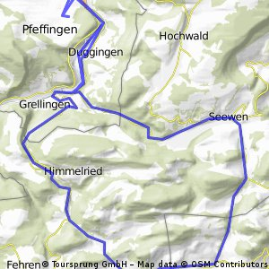 Pfeffingen - Bretzwil