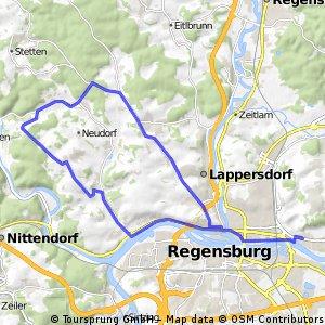 RT - Pettendorf - Kaulhausen