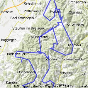 Hammerrunde durch den Südschwarzwald