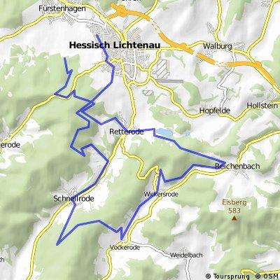 Hellkopfsee Schnellrode