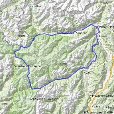 Tour d'Orties 2015 • Stelvio - Gavia - Tonale - Palade