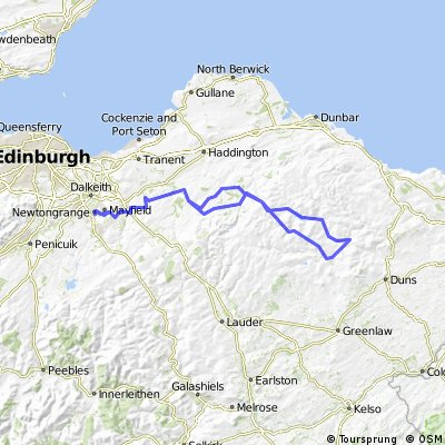 Home - Lammermuir Training Route 1