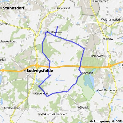 Rundkurs-KB-Wietstock-Genshagen CLONED FROM ROUTE 1534461