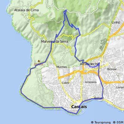 Serra Sintra e Mar