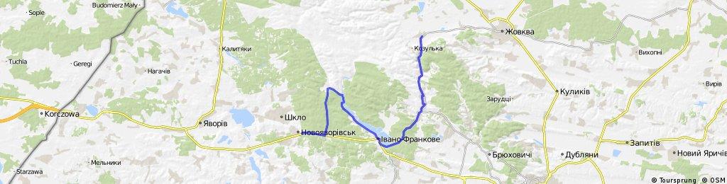 Новояворівськ-Крехів