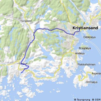 Kristiansand-Hoellen