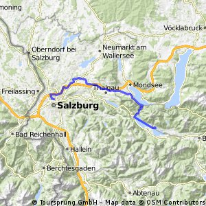 Salzkammergut Day 1
