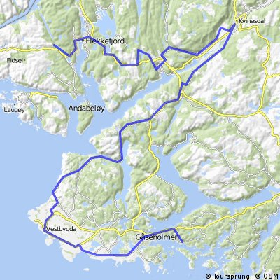 stage 2.5 _ farsund - flekkefjord