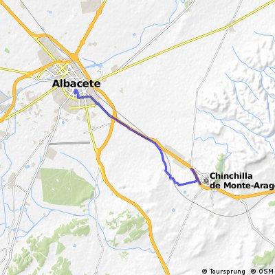 Albacete-Chinchilla