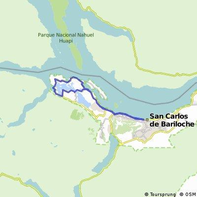 BARILOCHE---Circuito Chico