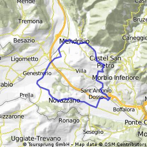 Mendrisio 2009   CLONED FROM ROUTE 307830