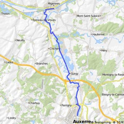 Auxerre-Migennes
