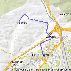 Montecarmelo - El Pardo