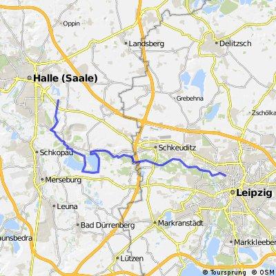 Leipzig Halle