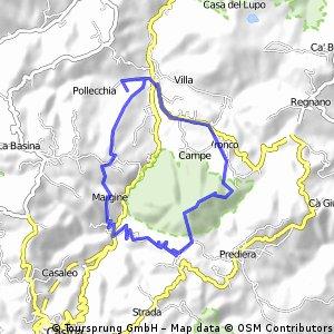 Da La Vecchia (RE) via Ciolla al Monteduro