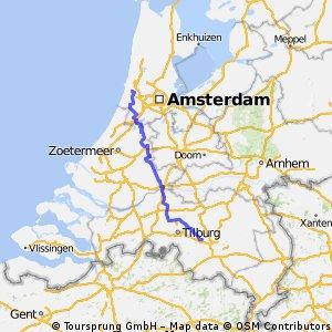 5-9-2015 (za) Tweedaagse naar-Haarlem  (1)