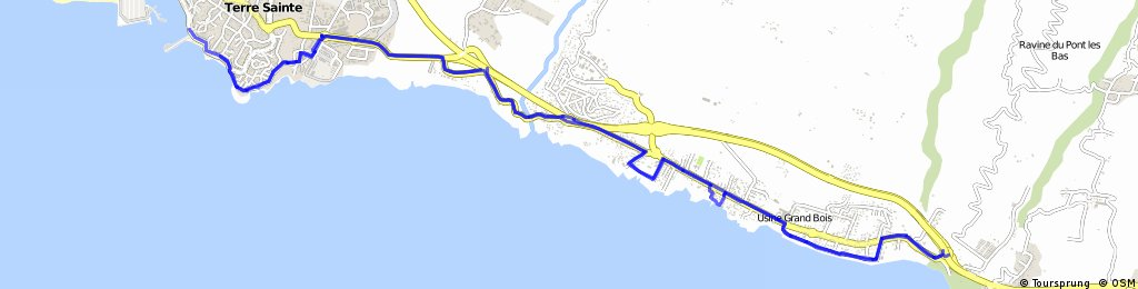 Route des Caps