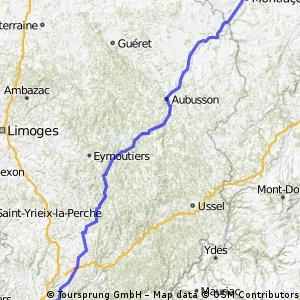[Tour Francia 2001 - Et. 17] Brive-la-Gaillarde - Montluçon