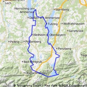 Ammersee-Eschenlainetal