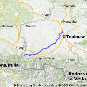 200208: St Jory - Lourdes