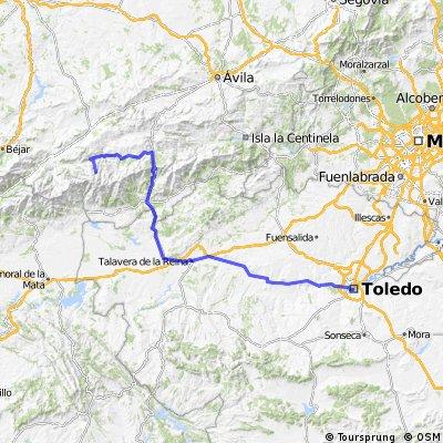 14-Toledo-Sierra de gredos