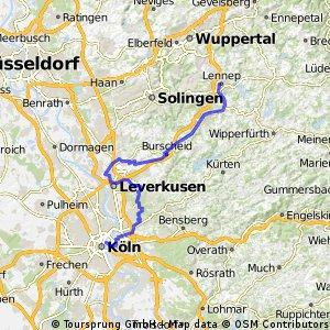 Wimbachtal Radtour