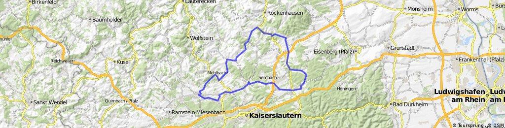 Tour Neuhemsbach