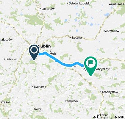 Lublin - Wólka Kańska