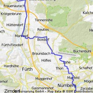 HoGa nach Hornbach