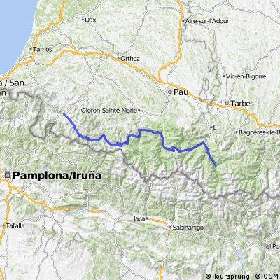 Tour22_Pau - Bayonne