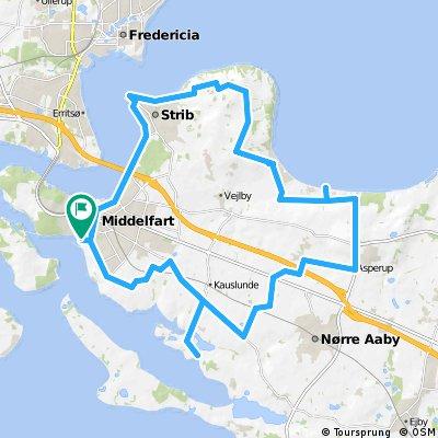 Middelfart-Strib-Baring-Gamborg