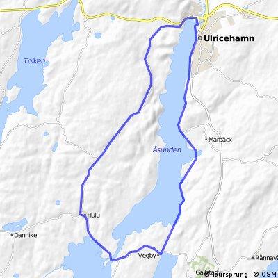 Vegby-Hulu-Ulricehamn
