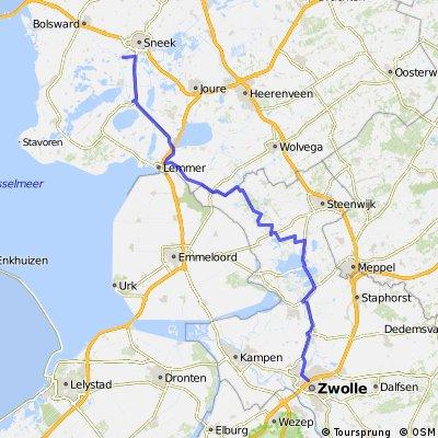 R88 Zwolle-IJlst