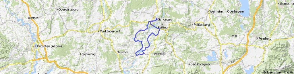 Schongau Lechbruck Haslacher See