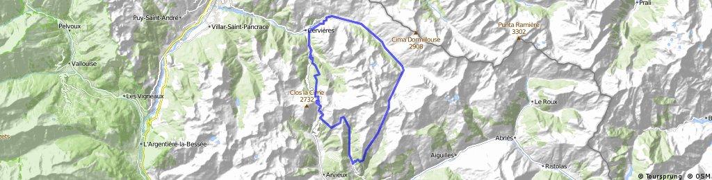 Giro del Pic de Rochebrune