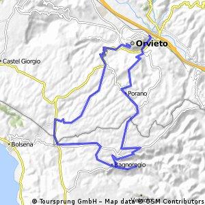 ORVIETO Loop 1 - Bagnoregio (INTER)
