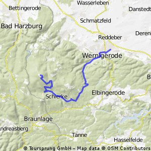 Wernigerode-Brocken